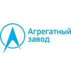 логотип Агрегатный завод, Людиново
