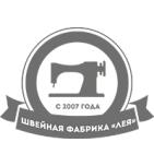 логотип Швейная фабрика «Лея», г. Переславль-Залесский