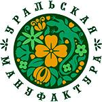 логотип Уральская мануфактура, г. Екатеринбург