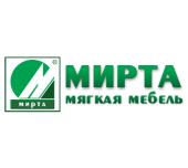 логотип Фабрика мягкой мебели Мирта, Саранск