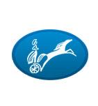 логотип Фабрика Московский шелк, Москва