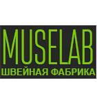 логотип Швейная фабрика MuseLab, г. Москва