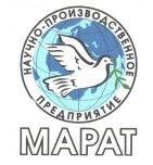 логотип НПП «Марат», г. Йошкар-Ола