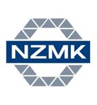 логотип Новомосковский завод металлических конструкций, г. Новомосковск