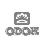 логотип Охтинский деревообрабатывающий комбинат, г. Санкт-Петербург