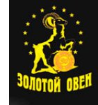 логотип Чебоксарская меховая фабрика Золотой Овен, Чебоксары
