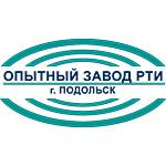 логотип Опытный завод РТИ Подольск, г. Подольск