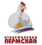 логотип ПРОДО Птицефабрика Пермская, п. Сылва
