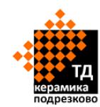 логотип Экспериментальный керамический завод Подрезково, Подрезково