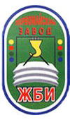логотип Первомайский завод ЖБИ, Новомосковск