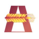 логотип Рахмановский шелковый комбинат, г. Павловский Посад