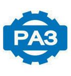 логотип Рубцовский агрегатный завод, г. Рубцовск