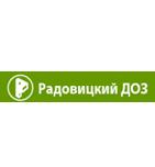логотип Радовицкий деревообрабатывающий завод, п. Радовицкий