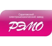 логотип Саратовский электромеханический завод, Саратов