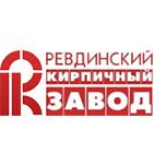 логотип Ревдинский кирпичный завод, г. Ревда