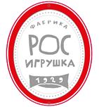 логотип Фабрика детских игрушек «Росигрушка», г. Рославль