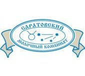 логотип Саратовский молочный комбинат, г. Саратов