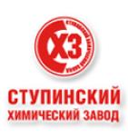 логотип Ступинский химический завод, Ступино