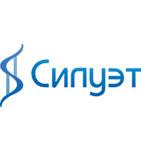 логотип Челябинская швейная фабрика «Силуэт», Челябинск
