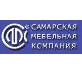логотип Самарская мебельная компания, Самара