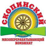 логотип Скопинский мясоперерабатывающий комбинат, с. Успенское