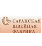 логотип Саранская швейная фабрика, Саранск