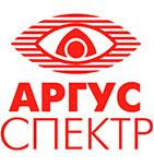 логотип Аргус-спектр, г. Санкт-Петербург