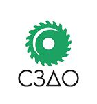 логотип Савеловский завод деревообрабатывающего оборудования, г. Кимры