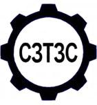 логотип Саратовский завод тяжелых зуборезных станков, г. Саратов
