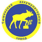 логотип Тюменский аккумуляторный завод, г. Тюмень