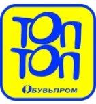 """логотип Детская обувная фабрика """"Обувьпром"""", г. Сызрань"""