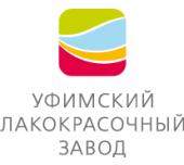 логотип Уфимский лакокрасочный завод, Уфа