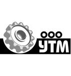 логотип Уральский технопарк машиностроения, Первоуральск