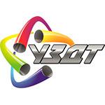 логотип Уральский завод деталей трубопроводов, г. Арамиль