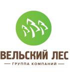логотип Вельский деревообрабатывающий комбинат, г. Вельск