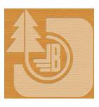 логотип Вышневолоцкий мебельно-деревообрабатывающий комбинат, г. Вышний Волочек