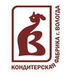 логотип Вологодская кондитерская фабрика, г. Вологда