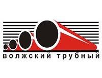 логотип Волжский трубный завод, Волжский