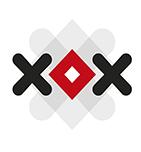 логотип Чулочно-носочная фабрика ХОХ, Ногинск