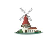 логотип Ярославский мукомольный завод, Ярославль