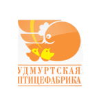 логотип Удмуртская птицефабрика, г. Глазов
