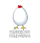 логотип Ульяновская птицефабрика, Мирный