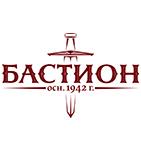 логотип Бастион осн. 1942 г., г. Пермь