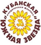 логотип Кондитерская фабрика Южная звезда, Динская