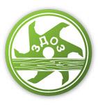логотип Заволжский деревообрабатывающий завод, Заволжье