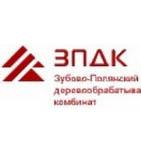 логотип Зубово-Полянский деревообрабатывающий комбинат, Зубова Поляна